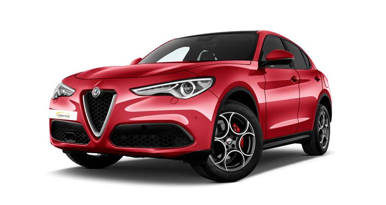 Alfa Romeo Stelvio 2.2 Diésel 190CV Sprint+ Q4