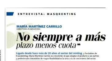 Mención en Revista Business&Car