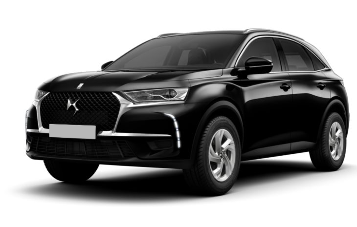 DS 7 Crossback 180cv