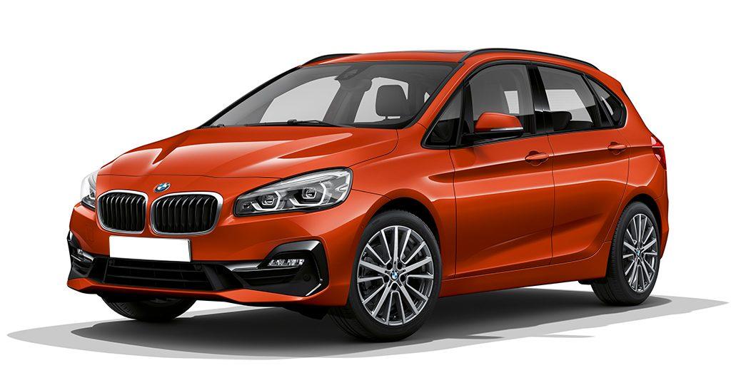Monovolumen Premium Tipo BMW Serie 2 Active Tourer (5 plazas)