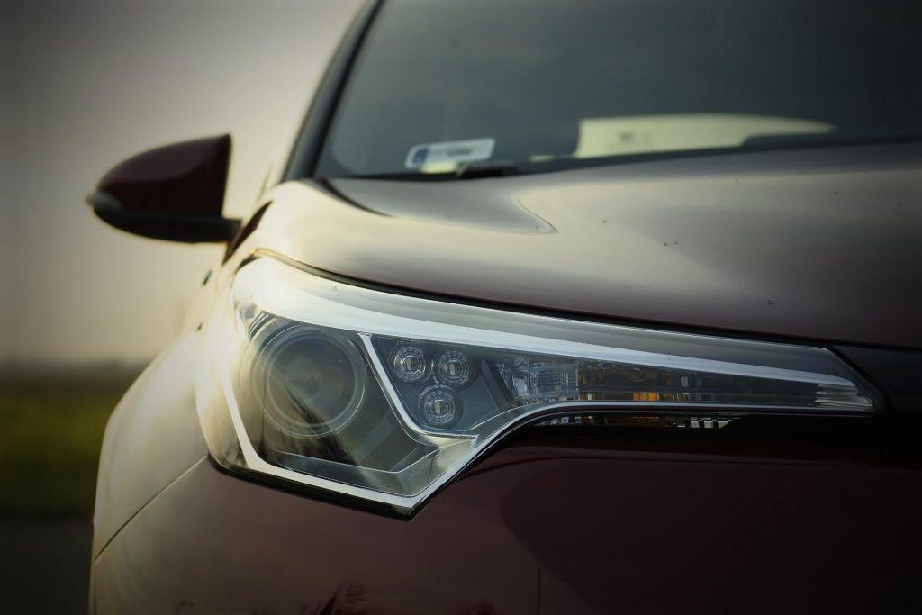 toyota hibrido Toyota C-HR