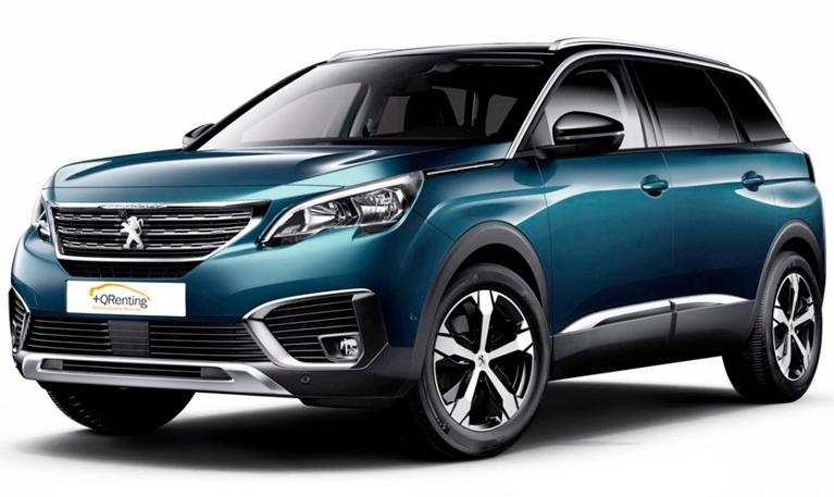 Peugeot 5008 Allure BlueHDi