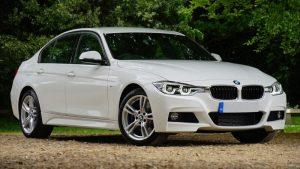 renting de BMW