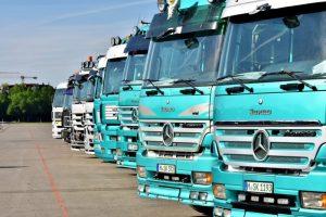 renting de camiones