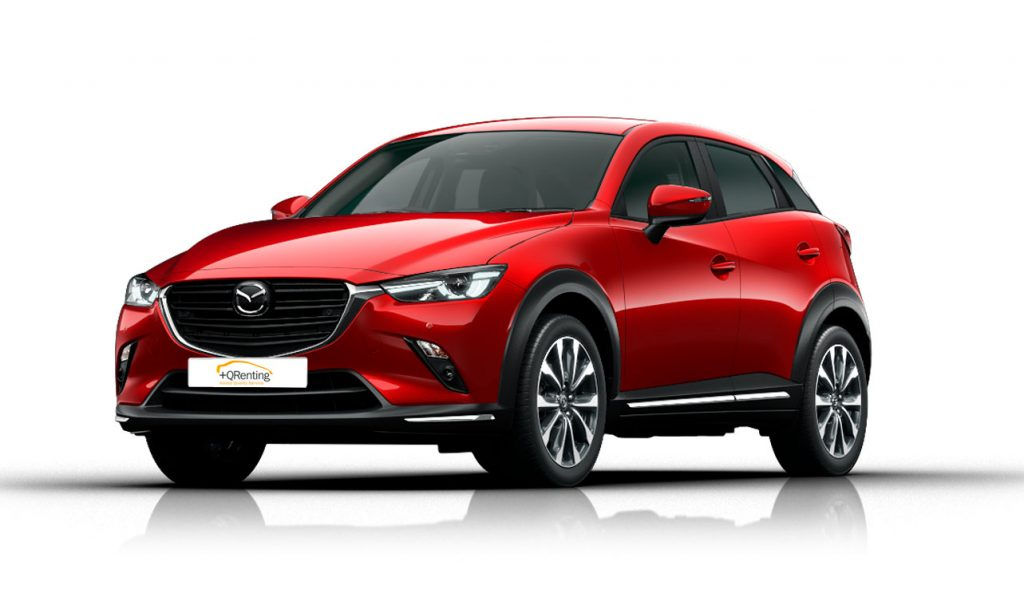 Mazda Cx-3 Skyactiv Luxury