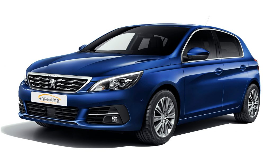 Peugeot 308 Business Line Blue HDI