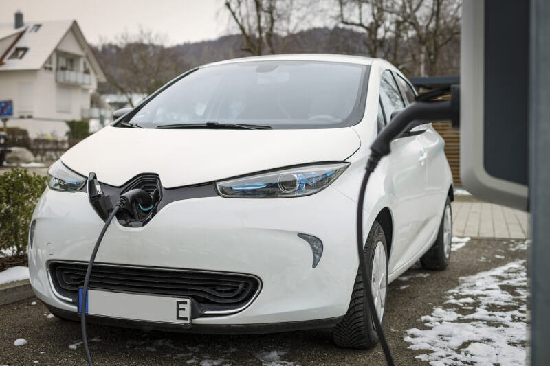 renting coche eléctrico