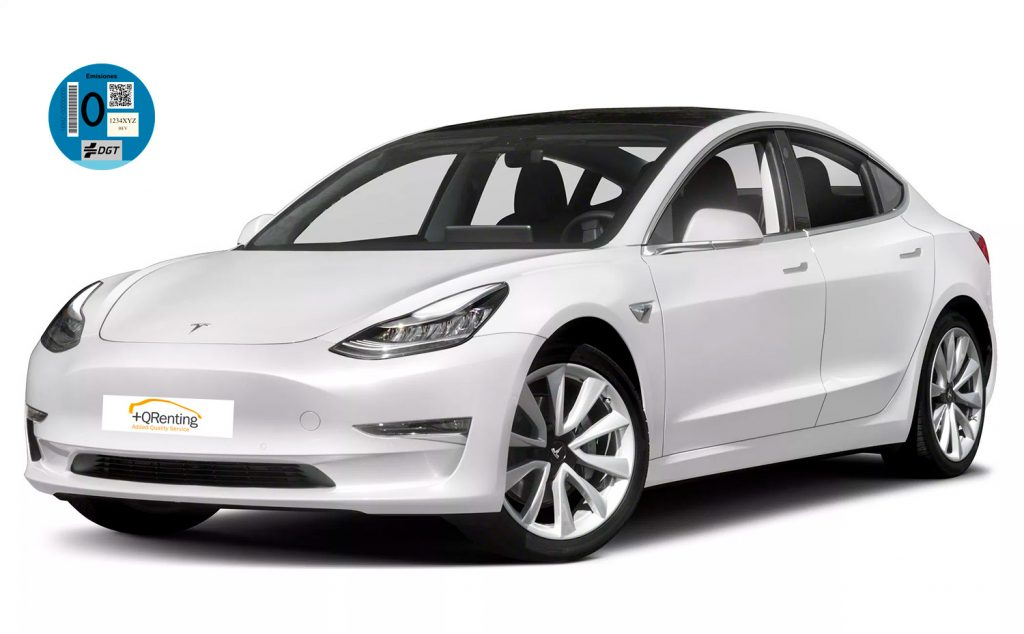Tesla Model 3 Long Range Awd 345CV