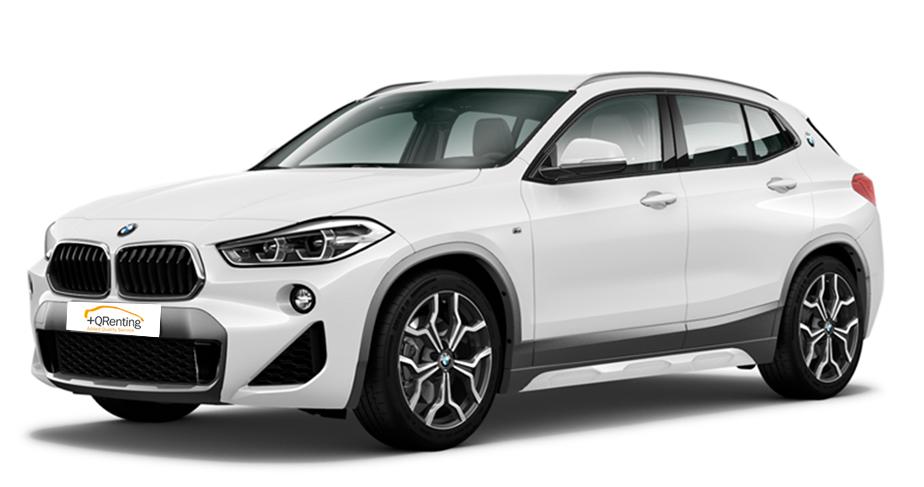 BMW X2 sDrive18d todoterreno 150CV