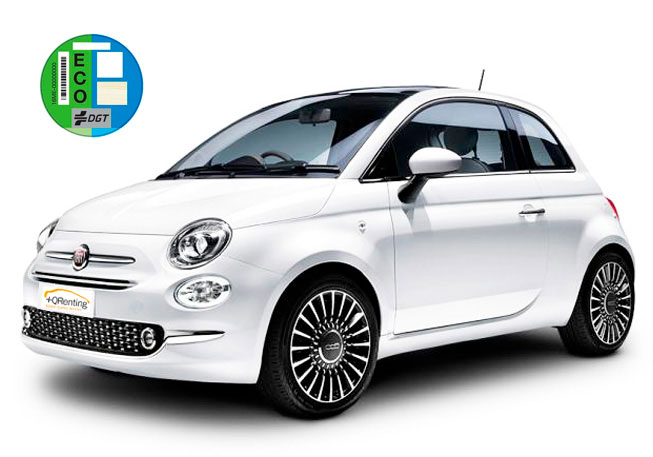 Fiat 500 Lounge Style GLP