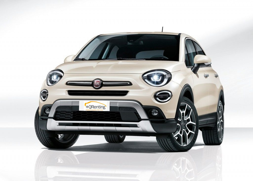 Fiat 500x Cross Multijet