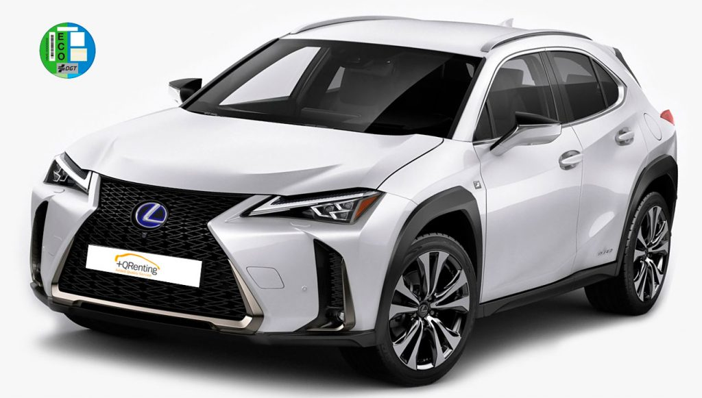 Lexus UX Business Navigation 2WD
