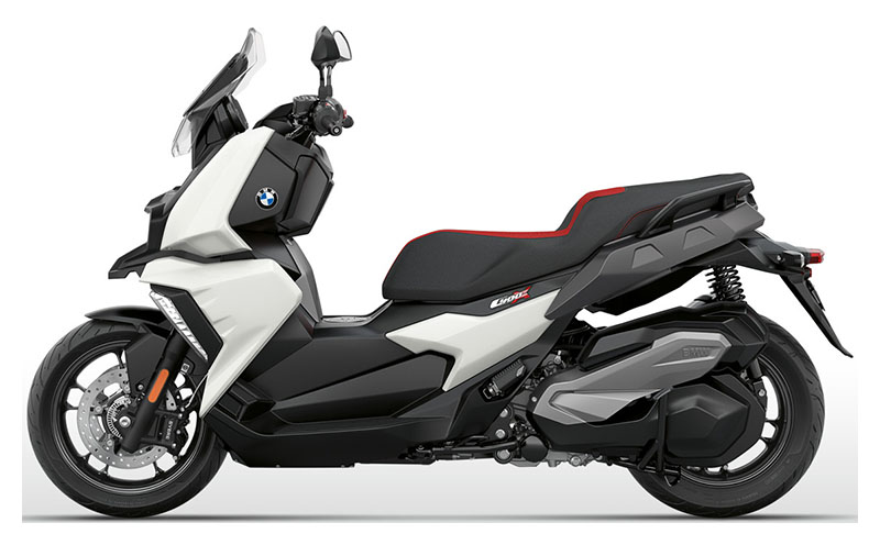 BMW C 400 X Scooter 25KW (34CV) manual