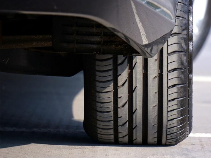 alargar vida de los neumáticos
