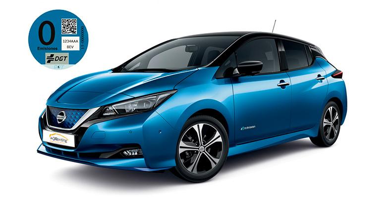 Nissan Leaf 40kWh Acenta 150CV