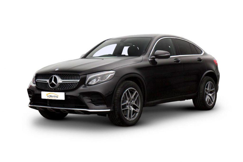 Mercedes Clase GLC Coupe