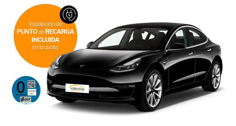 Tesla Model 3 Estándar Plus Rwd Cc 306Cv Auto. 4p 5 Plazas