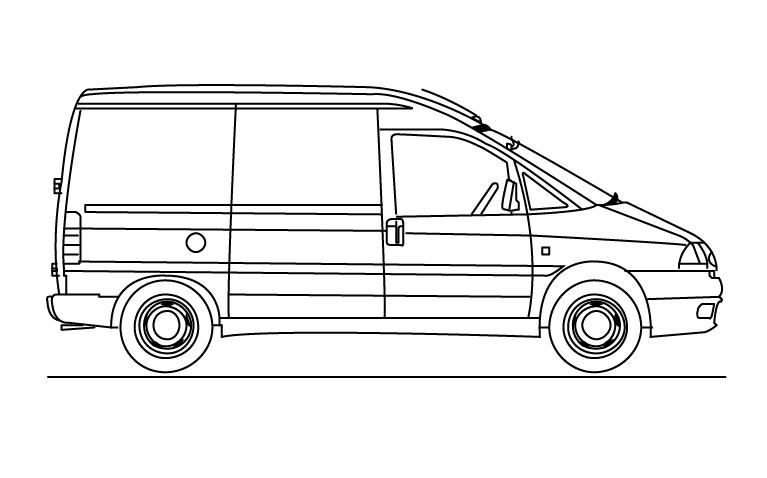 Renault MASTER FG L2H2 CESTA ELEV. 12m