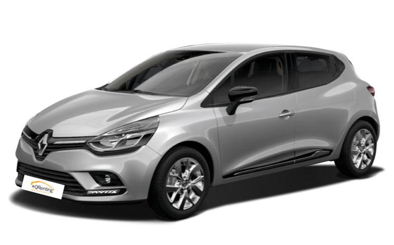 Vehículo pequeño Renault Clio o similar