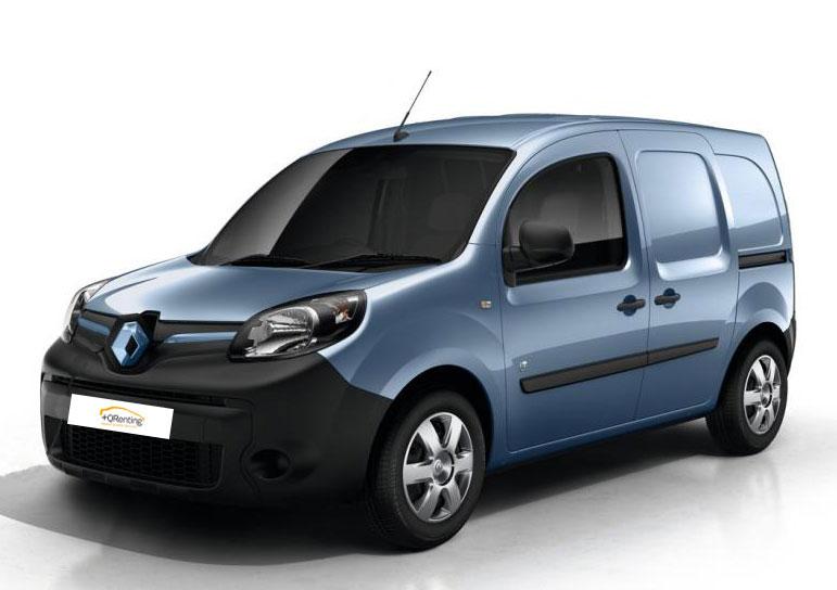 Furgón pequeño Renault Kangoo o similar