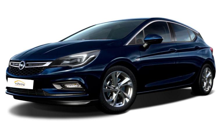 Coche compacto Opel Astra o similar