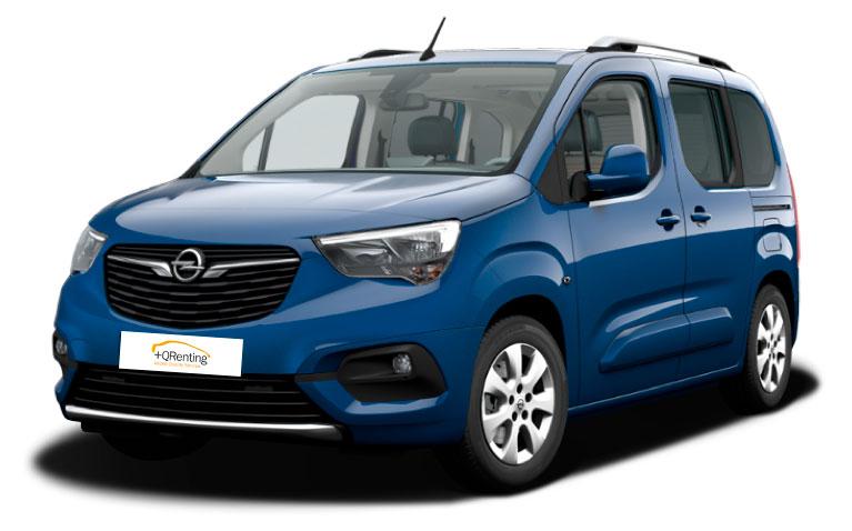 Furgoneta pequeña Opel Combo o similar