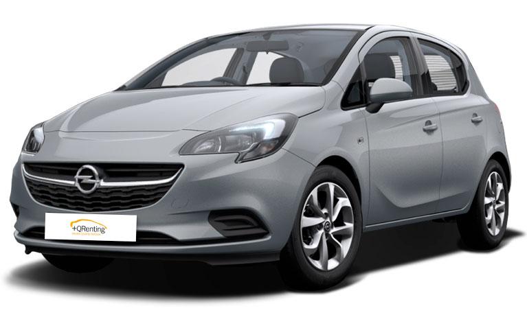 Coche pequeño Opel Corsa o similar
