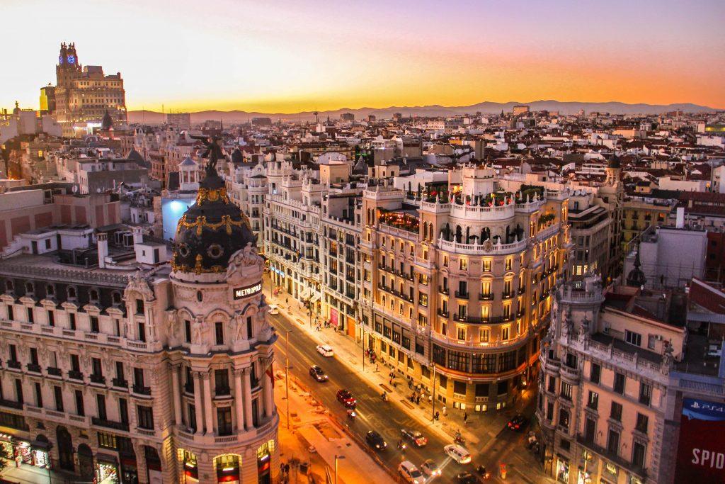 ayudas Madrid vehículos eléctricos