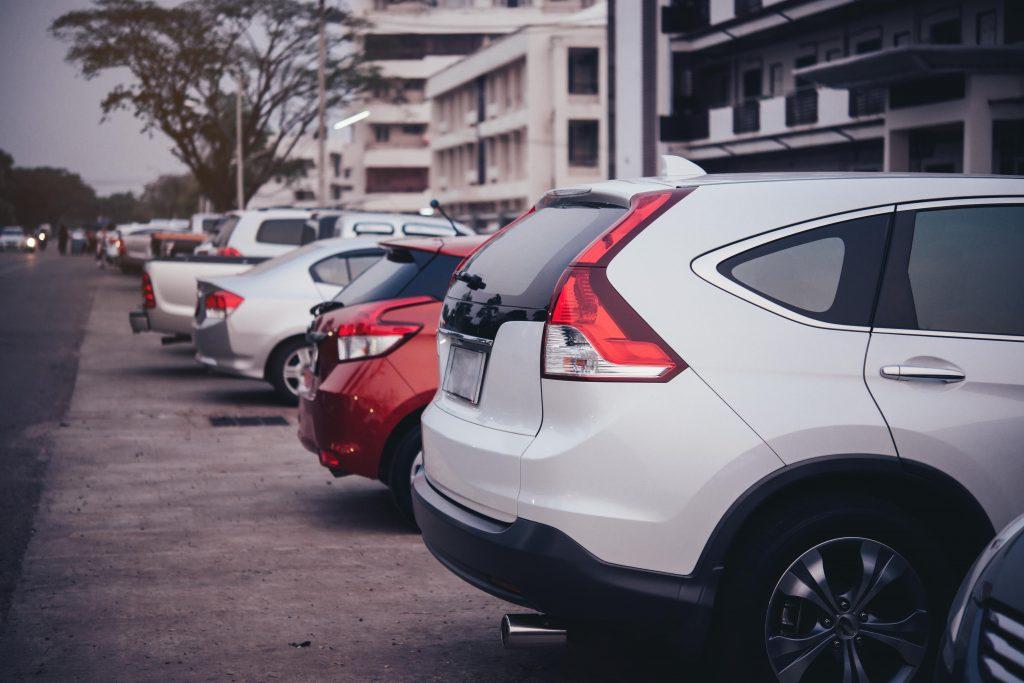 ventajas de los sensores de aparcamiento