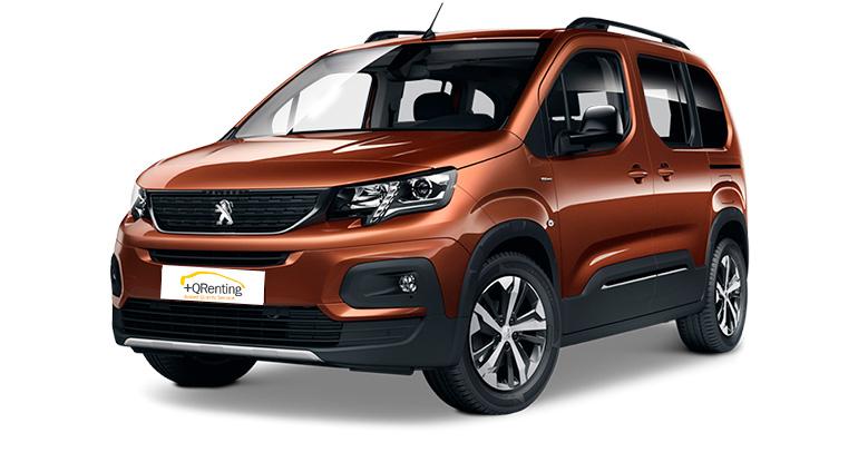 Peugeot Rifter S Active Standard BlueHDI 100CV