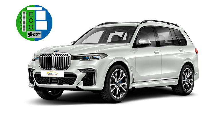 BMW X7 xDrive40d 340CV