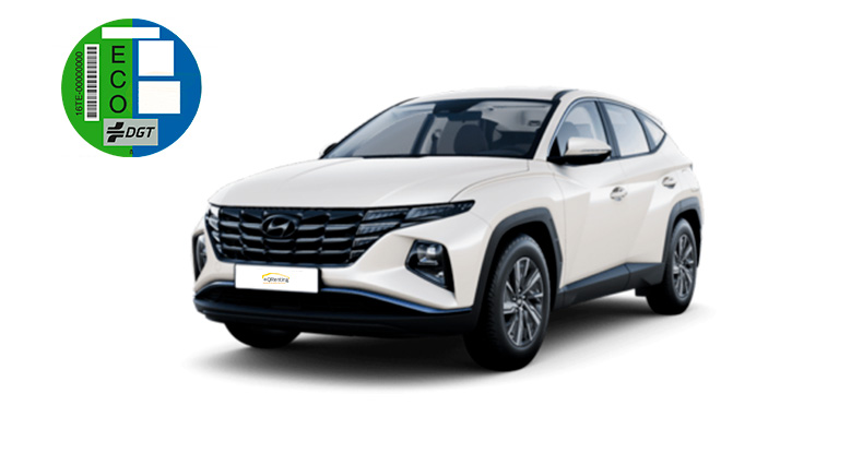 Hyundai Tucson 1.6 TGDI 150CV 48V Maxx (2021) 5P