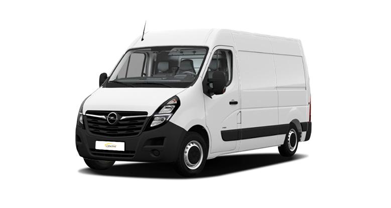 Opel Movano 2.3 CDTI L2H2 F 3.3t 4P 135CV