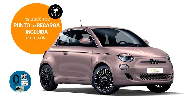 Fiat 500 Icon 3+1 320km 118CV 4 puertas