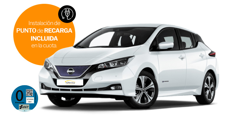 Nissan Leaf 40kWh Acenta 150 CV