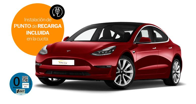 Tesla Model Long Range Awd 476CV Auto