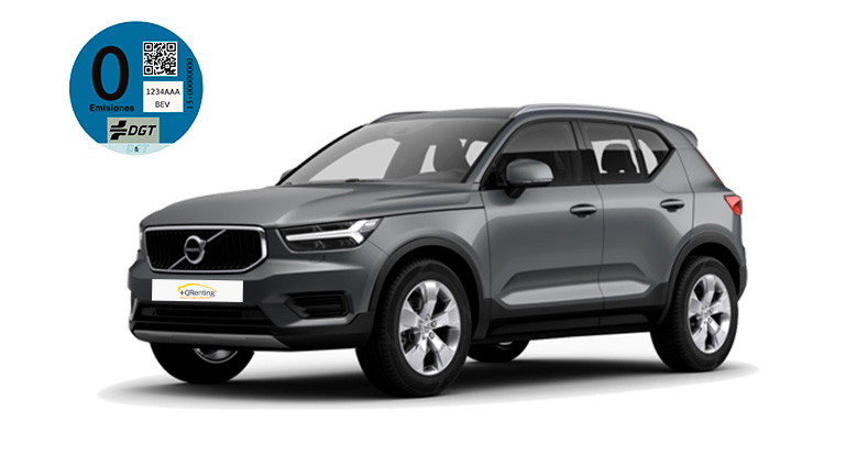 Volvo XC40 1.5 T4 Twin Recharge Inscription Ex Auto (2022) 5P