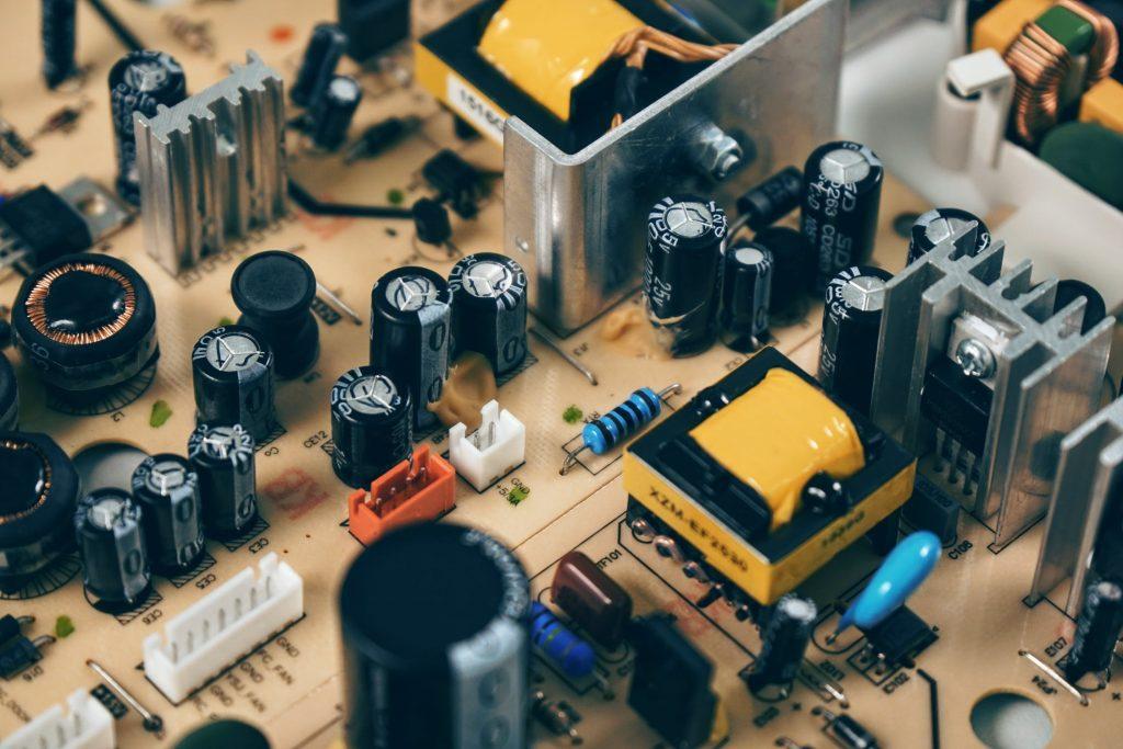 escasez de semiconductores